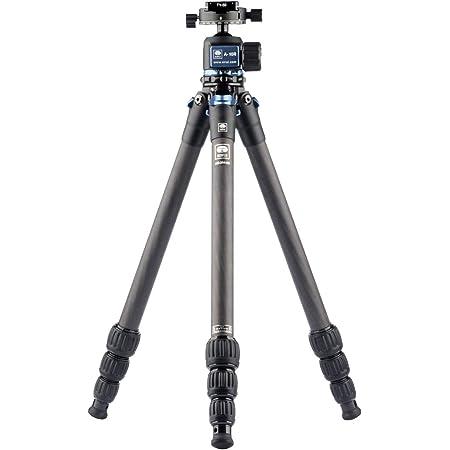 Sirui Am 254 A 10r Dreibeinstativ 125 4 Cm Mit Kamera