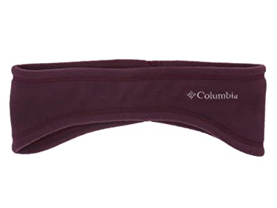 Columbia Fast Trektm Headring (Black Cherry) Cold Weather Hats