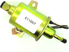 Electric Fuel Pump Replaces for Airtex E11007 A029F889 149-2311 149-2311-02 149-2311-01 149231101,Fit Onan 4000 4Kw Gas RV Cummins Generator Microlite MicroQuiet