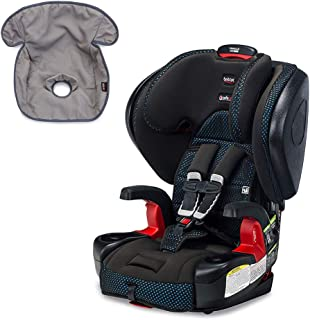 Britax Pinnacle ClickTight Cool Flow Collection, Teal with Waterproof Liner Bundle