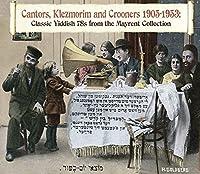 Cantors, Klezmorim & C