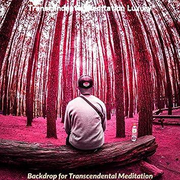 Backdrop for Transcendental Meditation