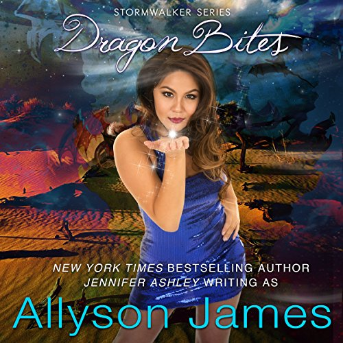 Dragon Bites audiobook cover art