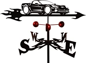 product image for MONTGOMERY INDUSTRIES Corvette Weathervane (Roof Mount Included)