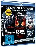 Die große Sci-Fi Box - Die Alien-Edition (3 Disc-Set) [Blu-ray] [Alemania]
