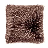Unbekannt pad Kissenbezug Veneta 50 x 50 cm bronze