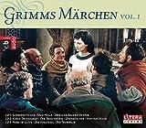 Grimms Märchen Box 1: Schneewittchen, Hänsel und Gretel, König Drosselbart, Dornröschen, Hans im Glück, Der Froschkönig u.a.