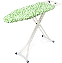 Ironing Table, Adjustable Multifunction Folding Metal Ironing Board For Living Room Clothing Store Bedroom Save Space (Co...