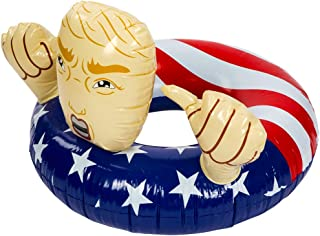 "Pool Float, Donald Trump 47"" Fun Inflatable Swimming Floats for Pool Party and Summer Vacation, Birthday Gag Gift"