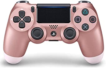 BBGBBG Wireless Controller for Playstation 4-Rosegold