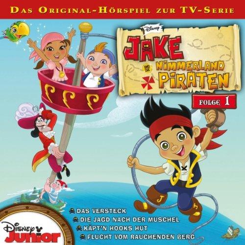Jake und die Nimmerlandpiraten 1 Titelbild