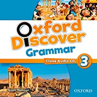 Oxford Discover: 3: Grammar Class Audio CD