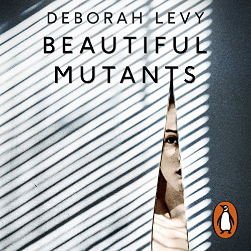 Beautiful Mutants audiobook cover art