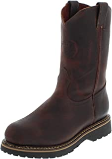 American Boots - Work Boots BO-4383-638-E (Normal Walking) - Men - Brown