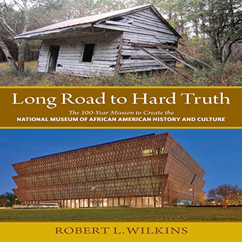 Long Road to Hard Truth audiobook cover art