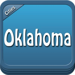 Oklahoma  Offline Map Travel Guide(Kindle Tablet Edition)