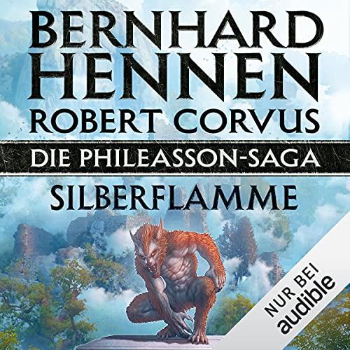 Die Phileasson-Saga - Silberflamme Titelbild