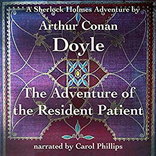 The Adventure of the Resident Patient audiobook cover art