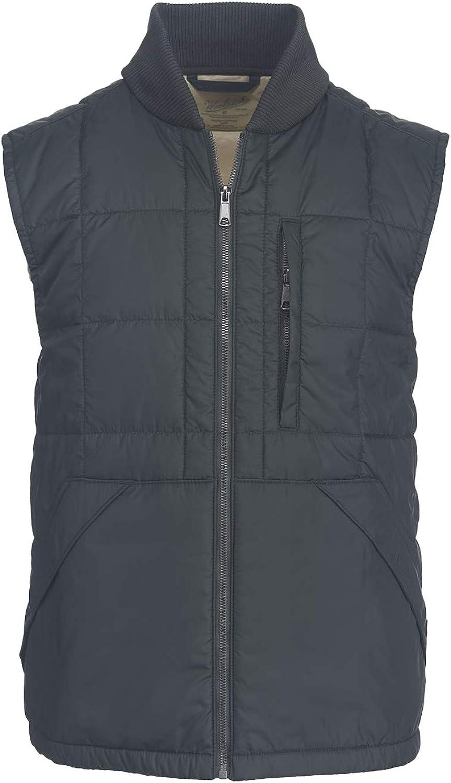 Woolrich Men's Exploration Heritage Eco Rich Packable Vest