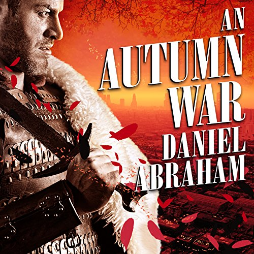 An Autumn War audiobook cover art