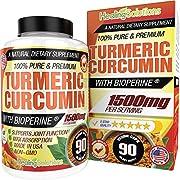 Turmeric Curcumin with Bioperine 1500mg