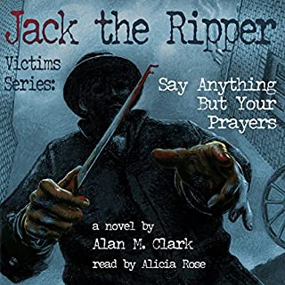 Jack the Ripper Victims Series audiobook cover art
