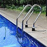 Beifeng Pasos de escalera de repuesto de pedal de piscina de acero inoxidable antideslizante accesorios