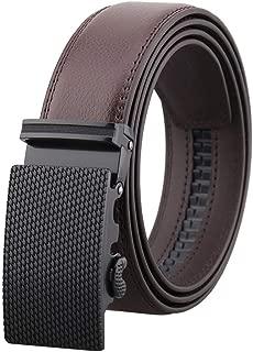 2.50CMx120CM BINMUO Shirts Belt Business No Wrinkles,Belt Buckle Adjustable Web Men Belt Neat And Handsome Shirt Tuck Belt