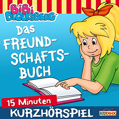 Das Freundschaftsbuch (Bibi Blocksberg erzählt 2.1) Titelbild