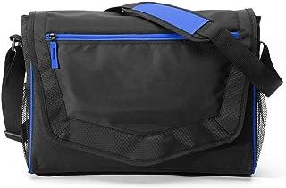 """Wanderer Messenger Tech Bag with Padded Laptop Sleeve - 14"""" Laptop Messenger Bag - Lightweight Shoulder Bag for Laptops, T..."""