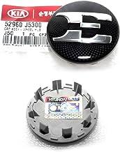 KMPtrade OEM Parts 52960J5300 17 / 18inch Wheel Center Cap Cover 1P for KIA 17-18 Stinger