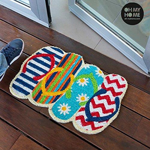 OOTB Fußmatte, Flip Flop, 60 x 40 cm