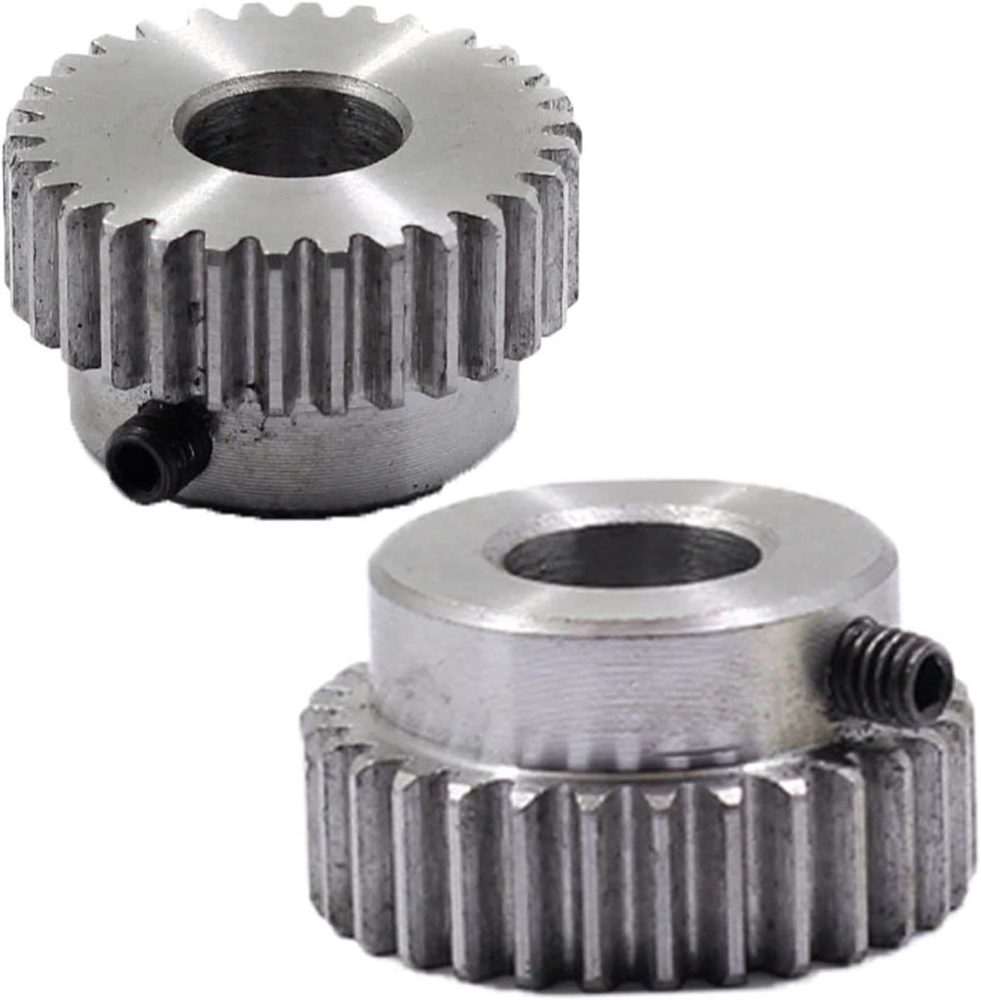 KHJK At the price of surprise CHFENG-GG NEW before selling 2Pcs 1M 27Teeth Inner Hole 12mm 6 Gear 8 10 Spur