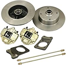 Empi Super Beetle Front Disc Brake Kit. 4x130 with 14x1.5mm threads