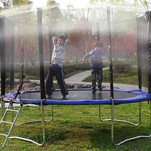 Trampoline watersproeier voor kinderen, trampoline voor buiten Spary Waterpark Leuk zomer waterspeelgoed