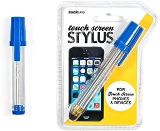 SUCK UK Touch Screen Stylus Pen - Blue