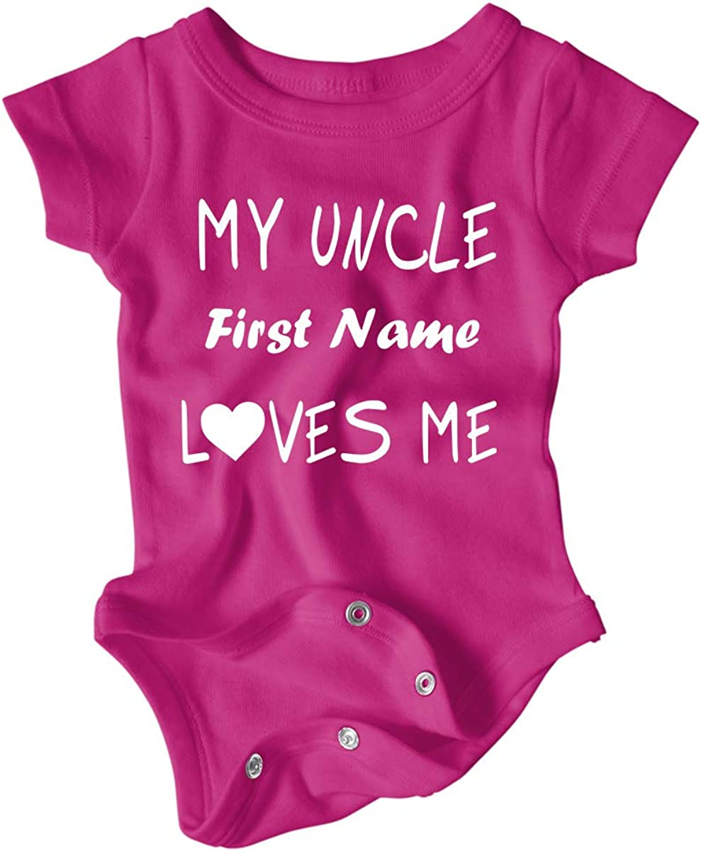 Custom Uncle Love Arlington Japan's largest assortment Mall Onesie Baby