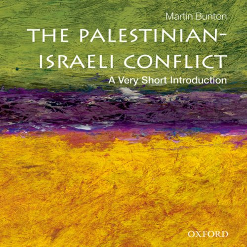 Palestinian-Israeli Conflict: A Very Short Introduction cover art