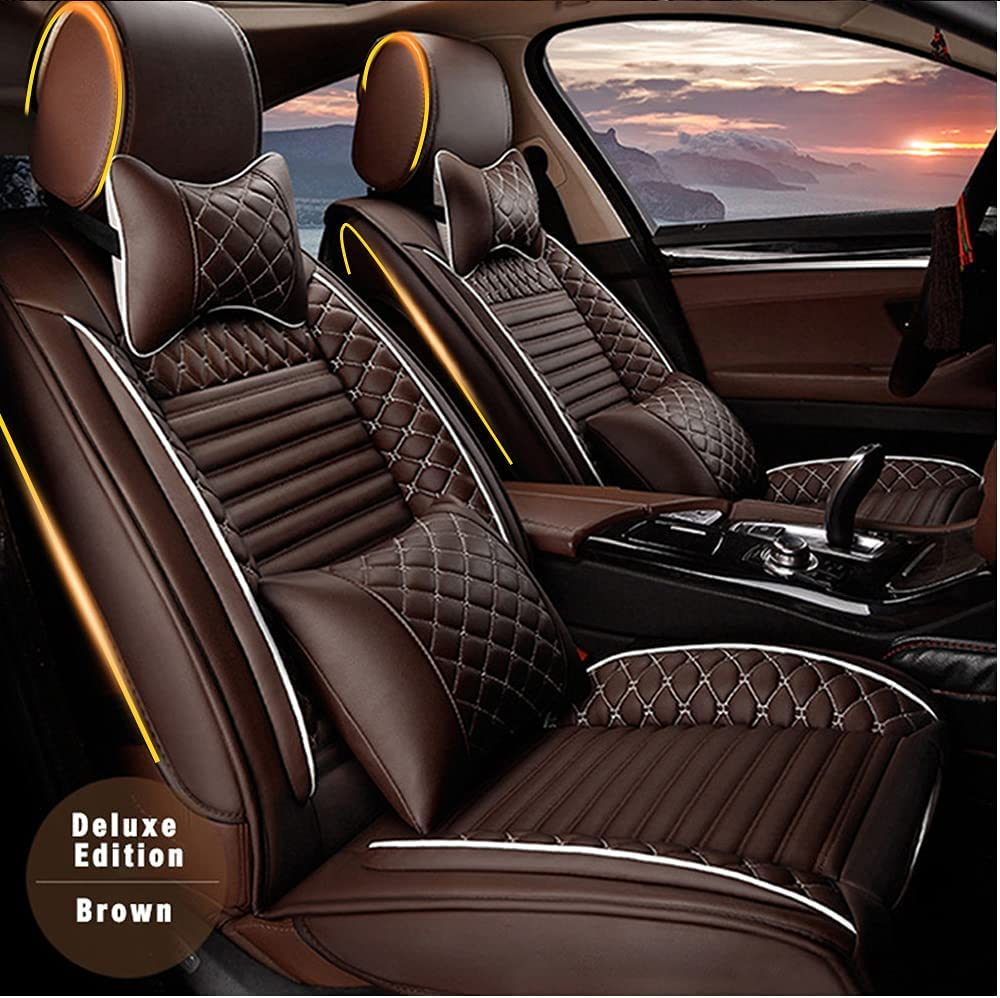 MaiMeng Special Car Animer and price revision Super special price Front Seat Cover 2-Seater of Row L in