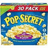 Pop Secret Popcorn, Movie Theater Butter, 3 oz...