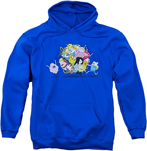 Adventure Time - - Sweat à Capuche Glob Ball pour Hommes