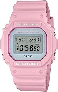 DW5600SC-4 G-Shock Men's Watch Pink 43mm Resin