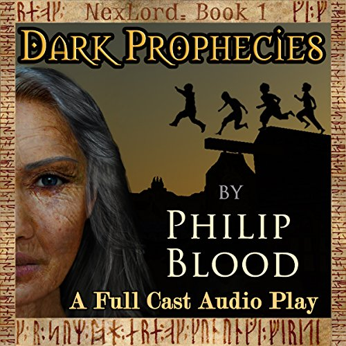 Dark Prophecies audiobook cover art