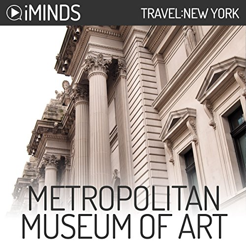 Metropolitan Museum of Art audiobook cover art