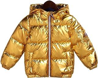 Fairy Baby Little Boy Girl Winter Thick Outwear Hood Jacket Puffer Kid Snowsuit Outfit