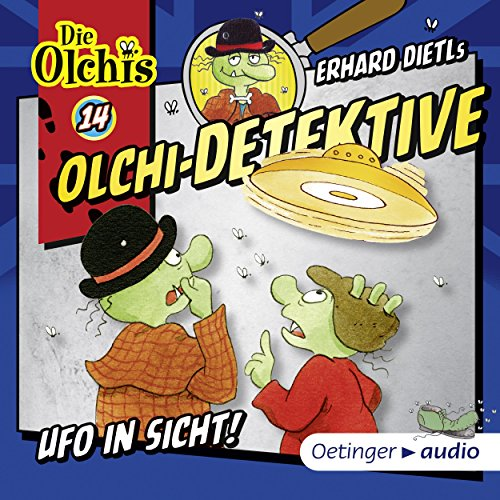 Ufo in Sicht audiobook cover art