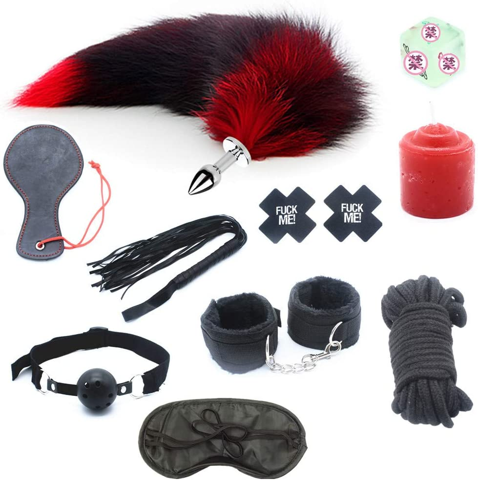 10 pcs Faux Advanced Texture Black Fur red and online shopping Wolf Max 40% OFF Stitching Fo