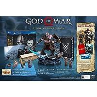 God of War Stone Mason Edition PlayStation 4 ウォーストーン・メイソン・エディションの神プレイステーション4北米英語版 [並行輸入品]