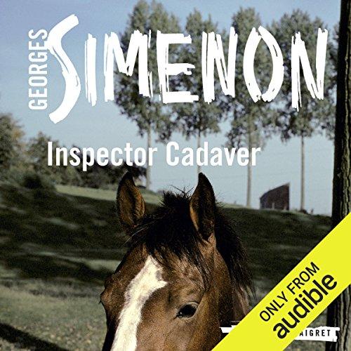 Inspector Cadaver cover art