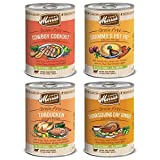 Merrick Dog Food Variety Bundle - (4 Flavors, 13.2 oz Cans) by Merrick (12-Pack Cans Only)